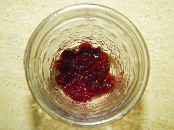 Jam in Glass