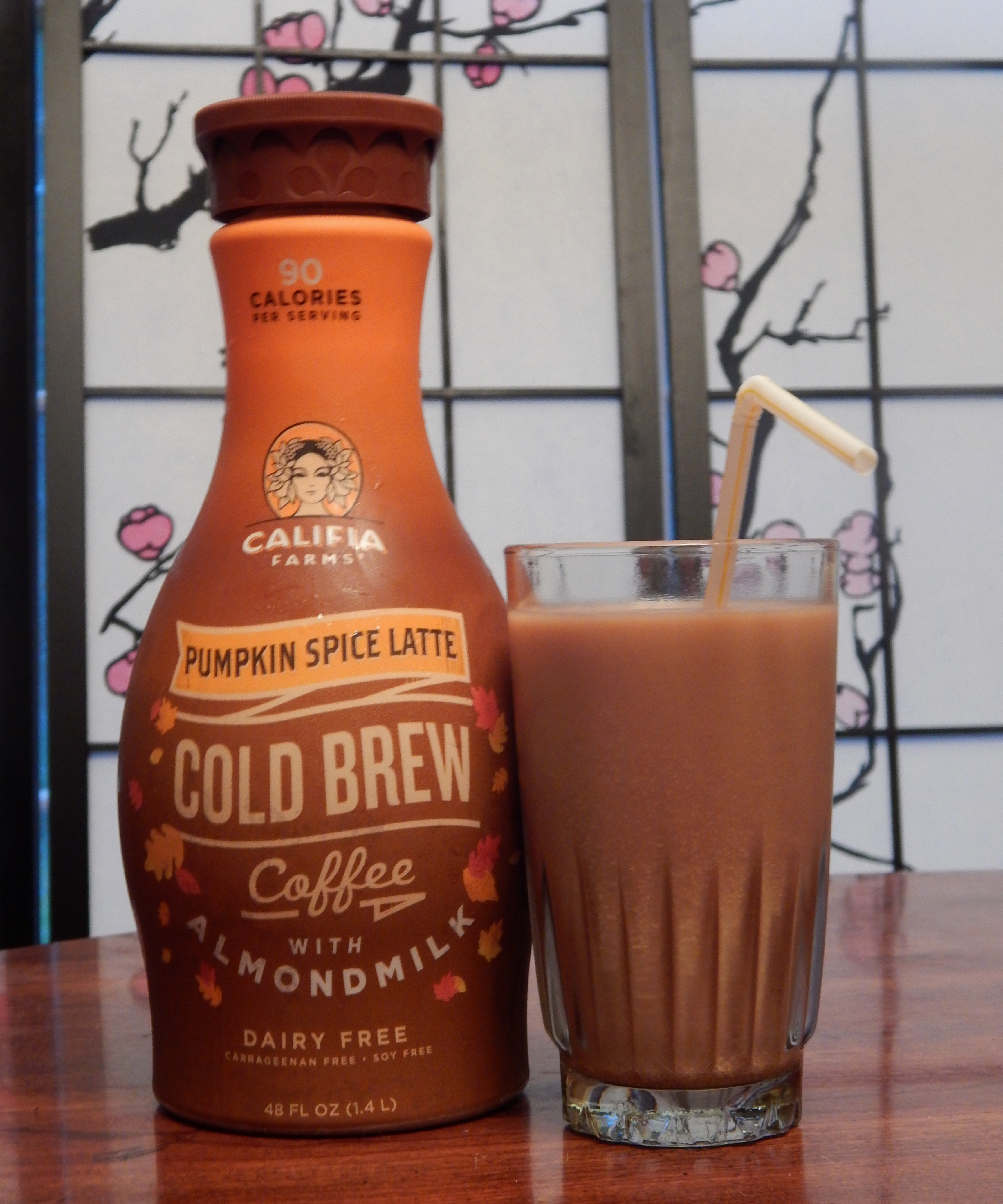 Califia Pumpkin Spice Latte