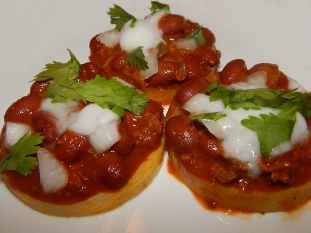 Chili Polenta Bites 3