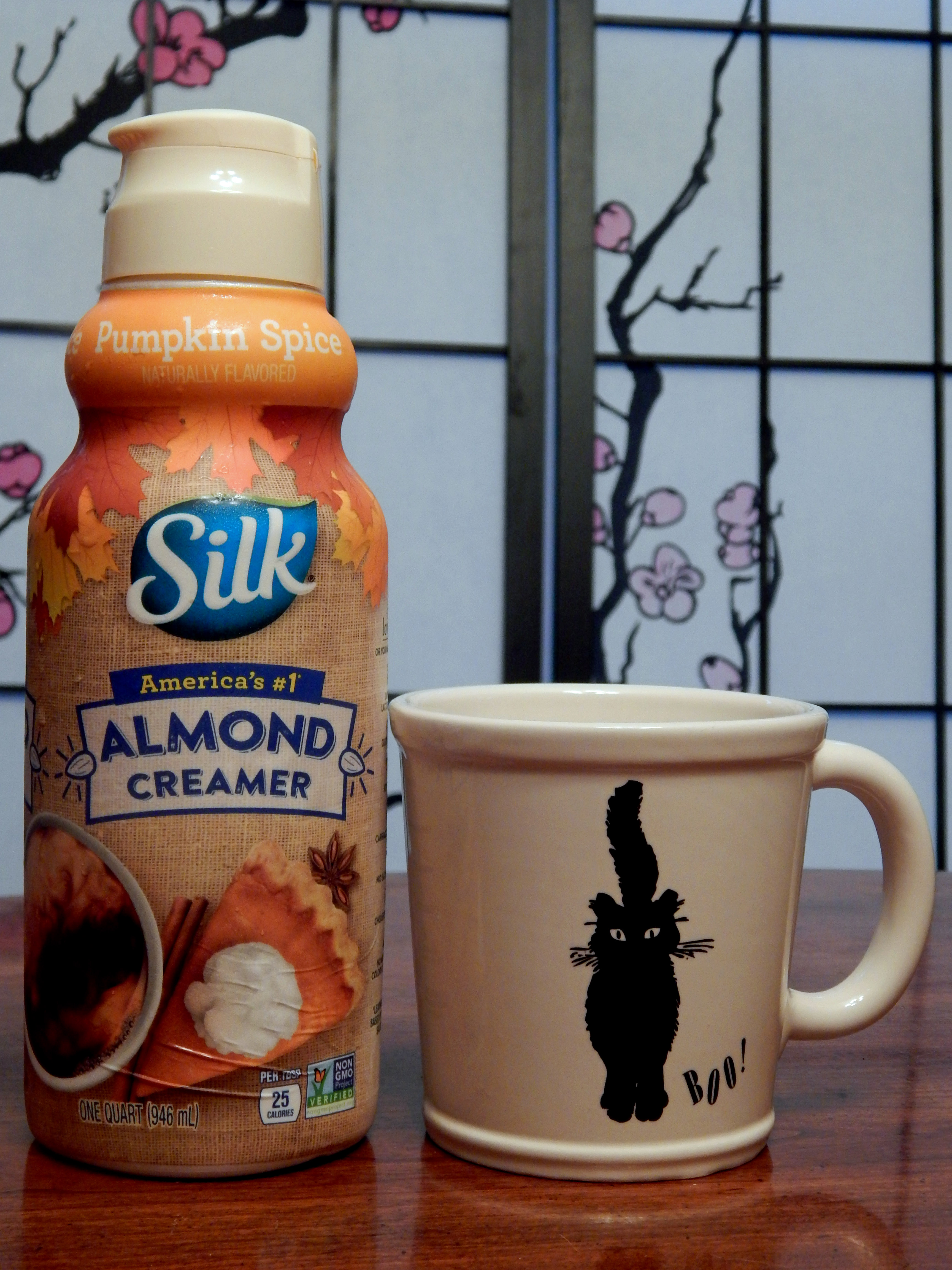 Silk Pumpkin Spice Creamer 2