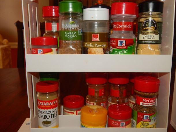Spices G-L