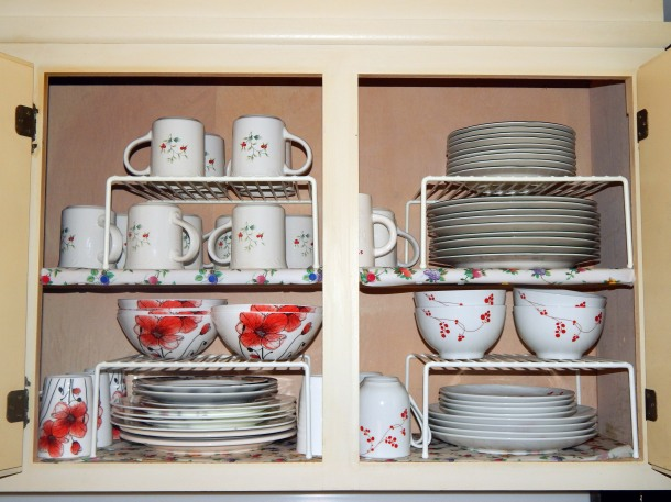 Keep Sets Of Dishes Together