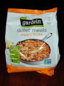 Gardein Skillet Meals Chick'n Fiesta