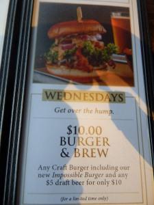 Duckworth Beyond Burger Deal