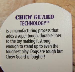 Chew Guard Technology