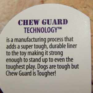 Chew Guard Technology