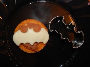 Polenta Bat and Cookie Cutter