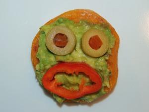 Polenta Monster Single Face