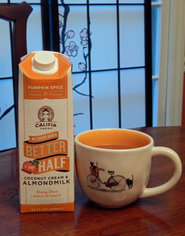 Califia Farms Pumpkin Spice Better Half 2