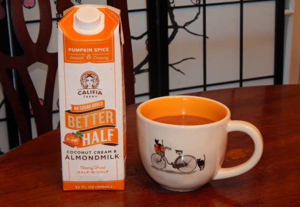 Califia Farms Pumpkin Spice Better Half