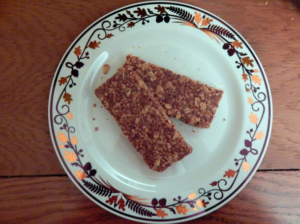 Nature Valley Pumpkin Spice Granola Bars Unwrapped